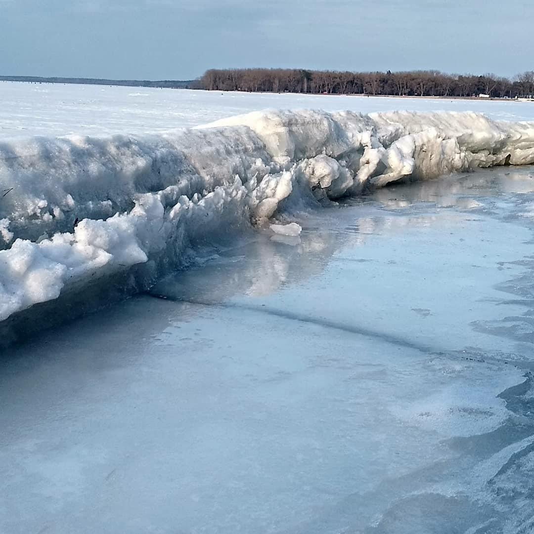 Погода вчера была настолько шикарная, что после выставки ... | Отчеты о рыбалке в Беларуси