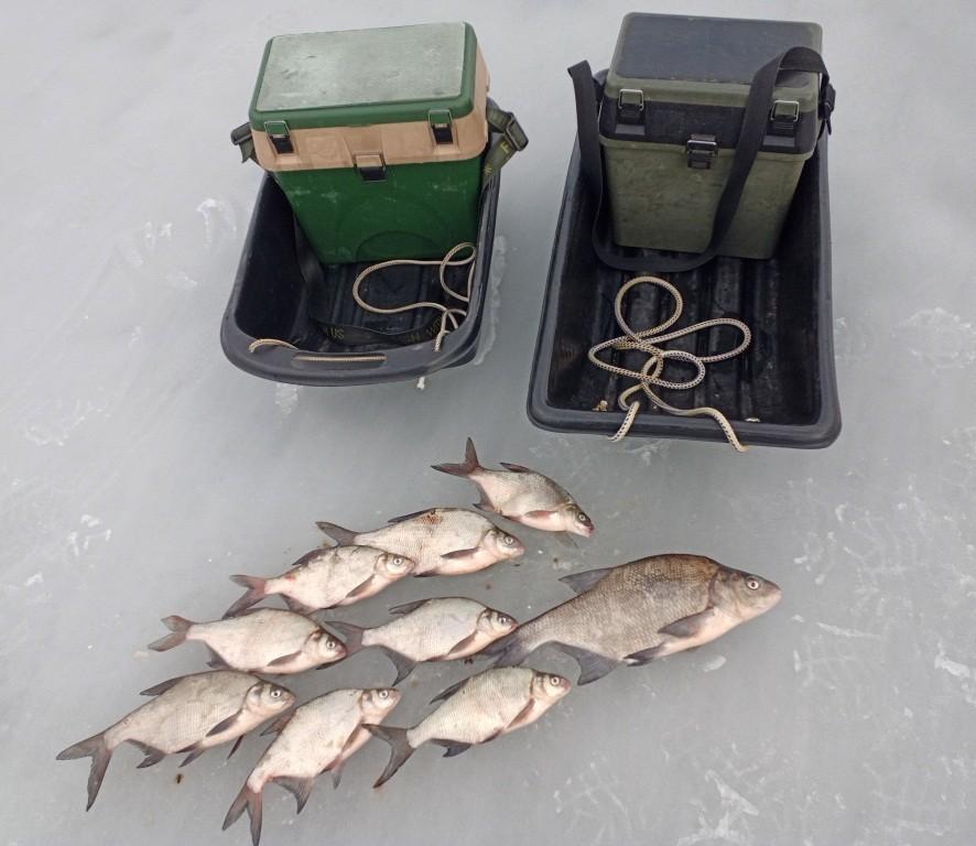 В субботу - воскресенье были там же, где ... | Отчеты о рыбалке в Беларуси