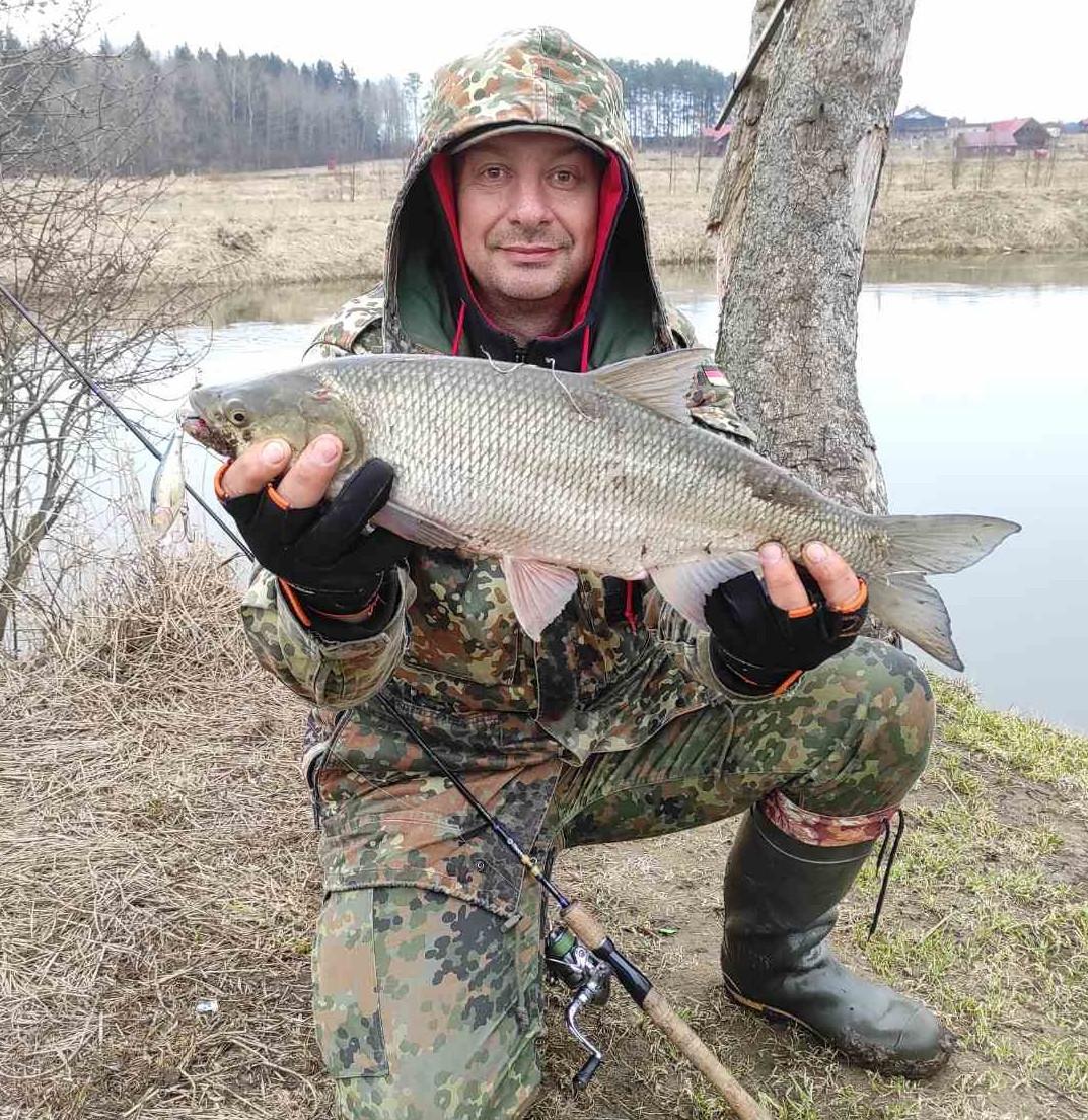 Вот и начался сезон открытой воды.Сегодня решили с ... | Отчеты о рыбалке в Беларуси