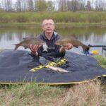 Отчет о рыбалке на среднем Немане