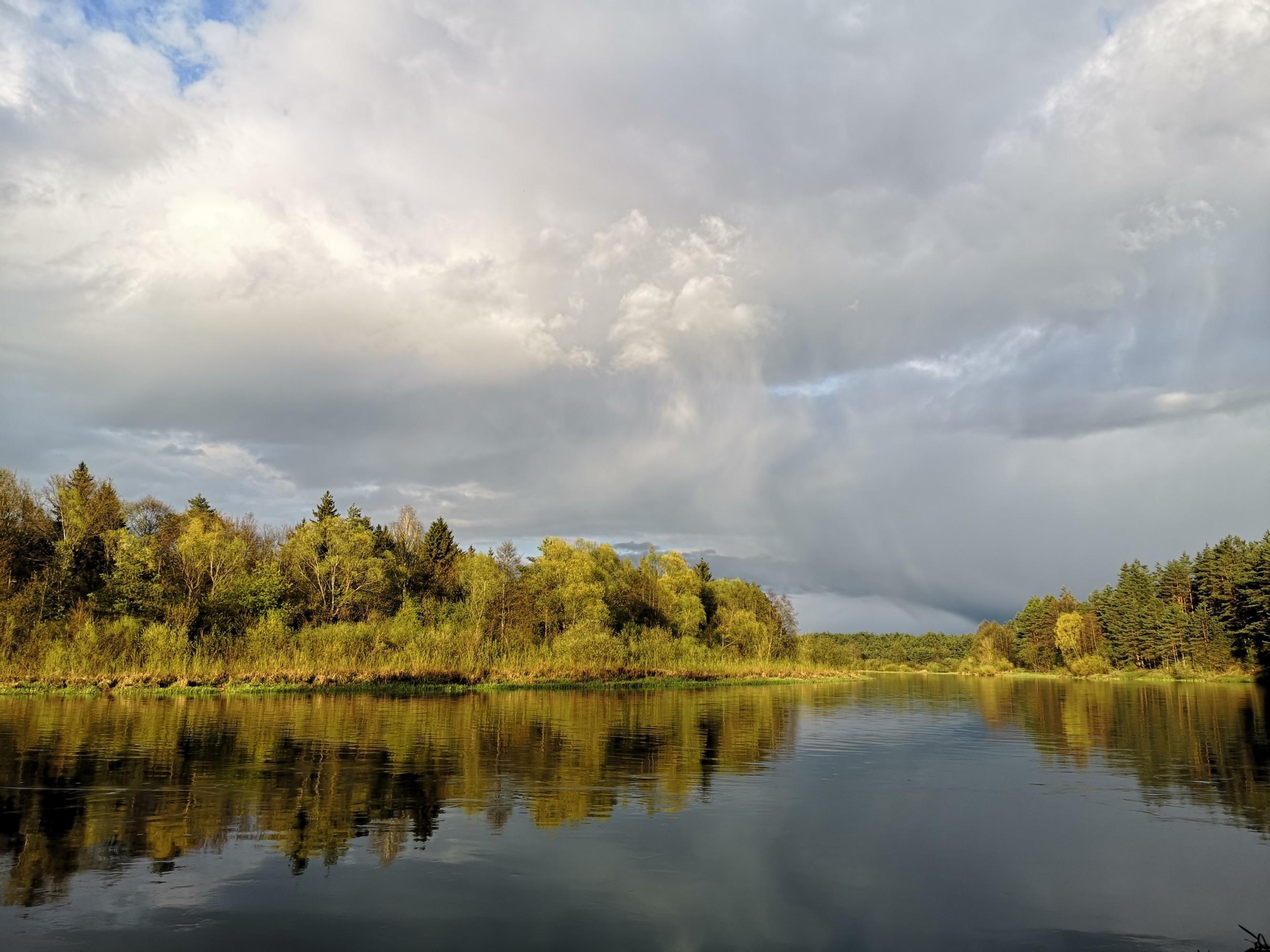 С субботы на понедельник отправились небольшой компанией в ...   Отчеты о рыбалке в Беларуси