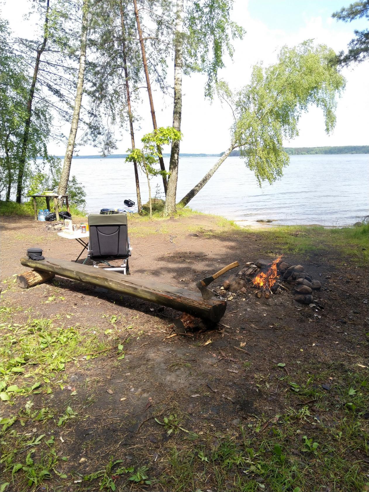 После открытия сезона осталась некоторая недосказанность, плюс жизненные ...   Отчеты о рыбалке в Беларуси