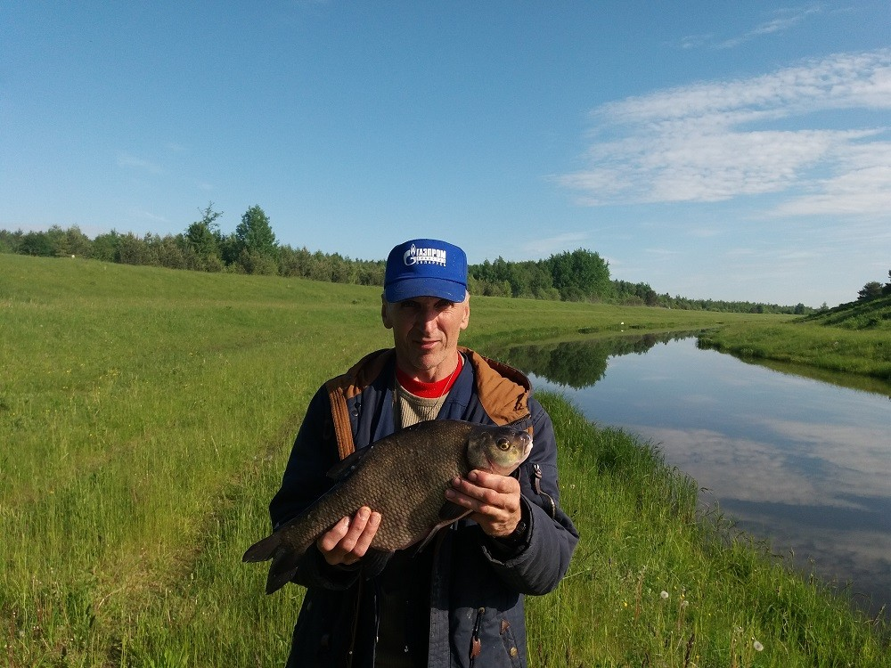 Субботнее и воскресное утро, провели с товарищем на ...   Отчеты о рыбалке в Беларуси
