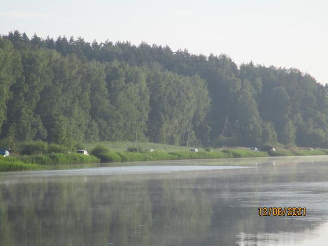Вечерние сборы. Предвкушение встречи с любимым водоёмом. Утренний ... | Отчеты о рыбалке в Беларуси