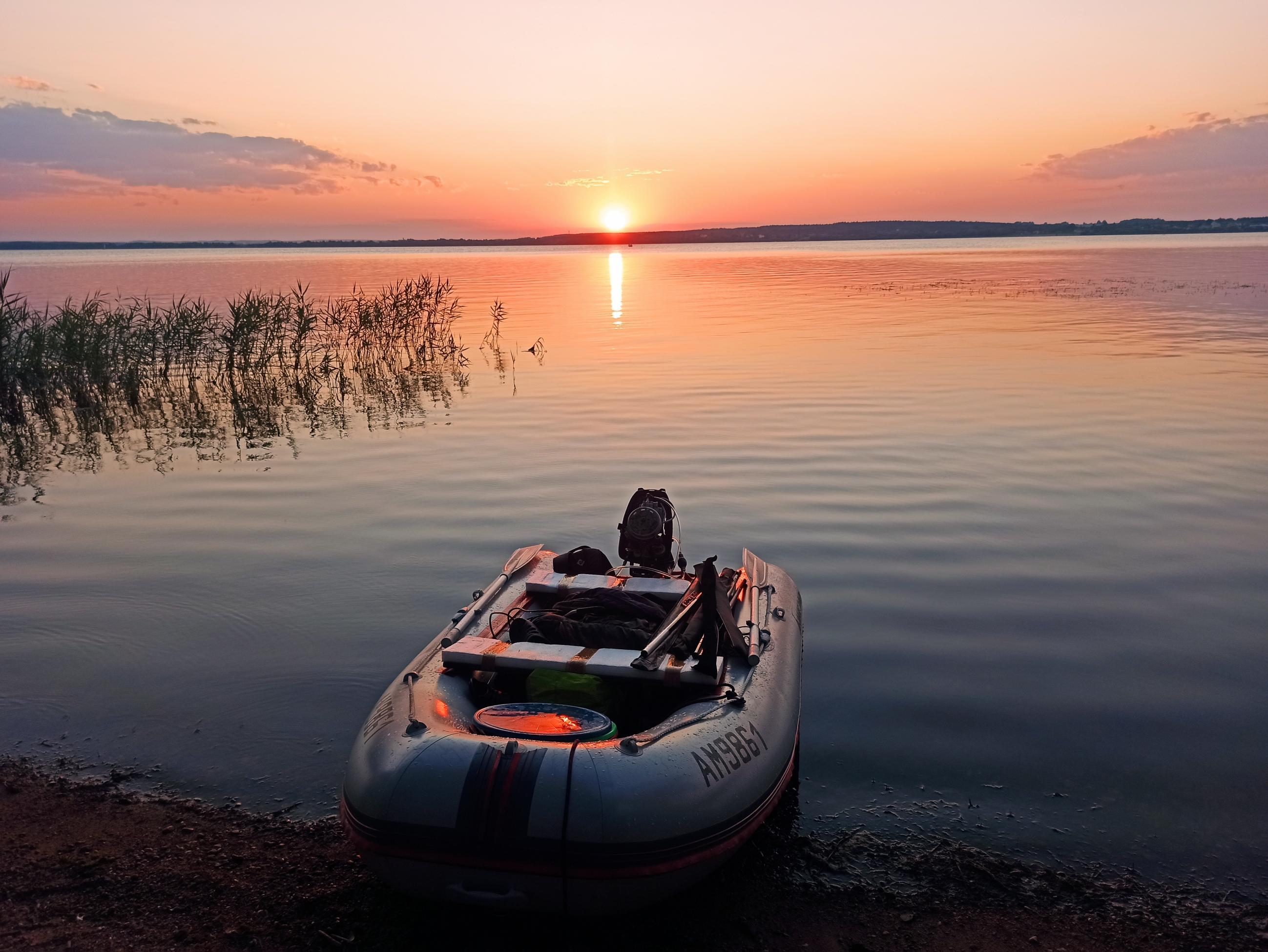 Наконец осуществил одну давнишнюю свою задумку: забрался на ... | Отчеты о рыбалке в Беларуси