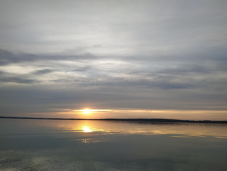 Давно хотел половить плотву и подлещика с лодки ...   Отчеты о рыбалке в Беларуси