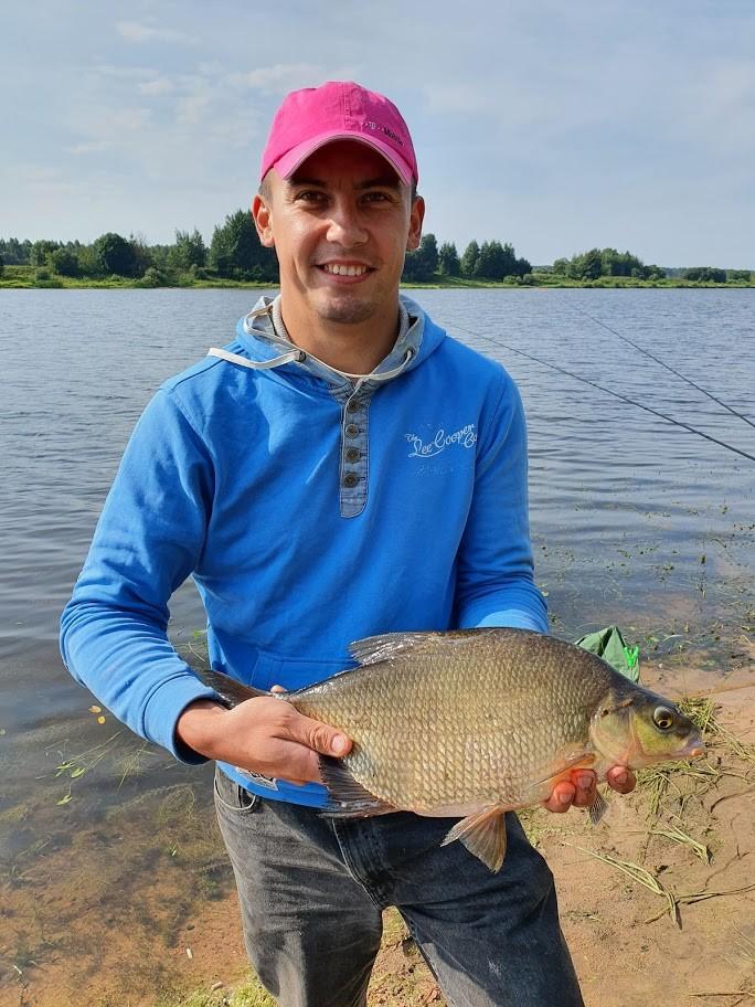 Долго долго я готовился к данной рыбалке. В ...   Отчеты о рыбалке в Беларуси