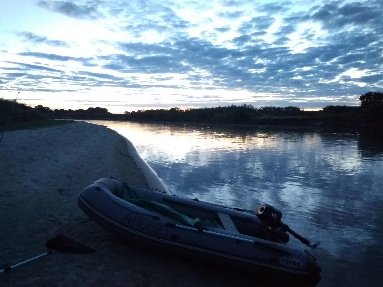 Выходные тоже провел на Припяти. В пятницу вечером ...   Отчеты о рыбалке в Беларуси