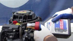 Двухтактный и четырехтактный мотор для рыбалки
