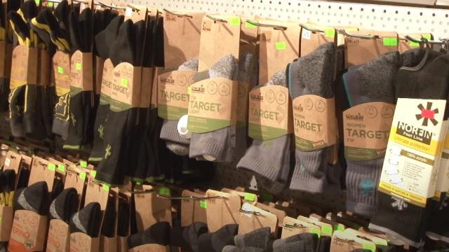 Носки для рыбалки
