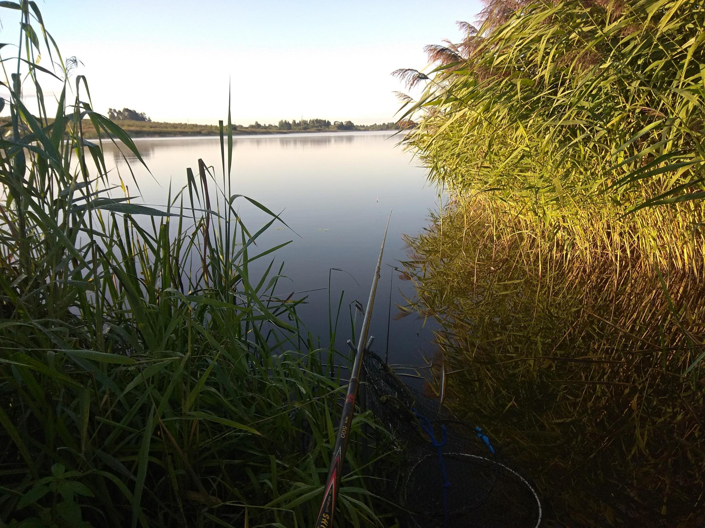 Вчера с 7-20 и до 12 на Старице ...   Отчеты о рыбалке в Беларуси