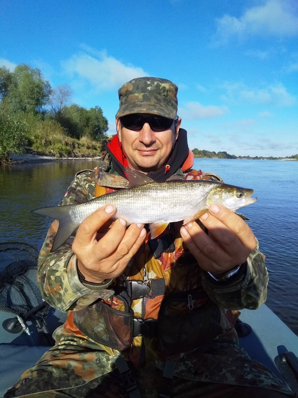 Вот и очередные три дня выходных. По плану ...   Отчеты о рыбалке в Беларуси