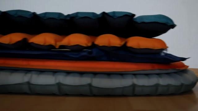 Выбрать каремат - пенку - коврик для сна