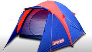 Выбрать палатку