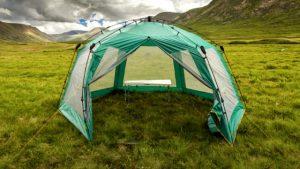 Выбрать шатер